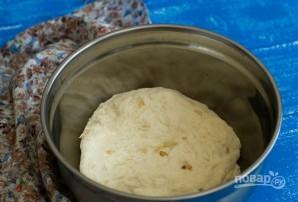 Луковый хлеб классический - фото шаг 3