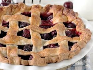 Вишневый пирог - фото шаг 6