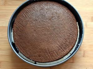 Маковый торт с йогуртовым муссом и белым шоколадом - фото шаг 13