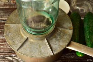 Огурцы в желатине - фото шаг 2