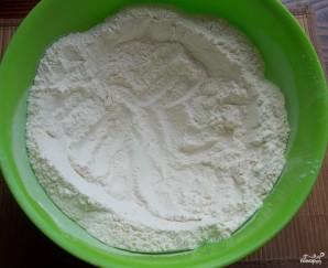 Тесто для хачапури - фото шаг 3