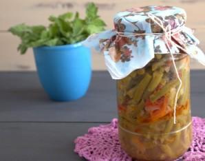 Салат из фасоли на зиму - фото шаг 7