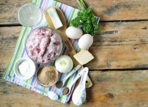 Шведский пирог с фрикадельками - фото шаг 1