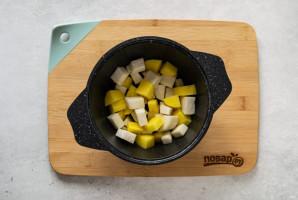 Суп из дайкона