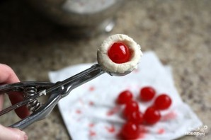 Печенье с вишней - фото шаг 5