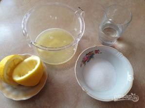 Бисквитный торт с лимонным вкусом - фото шаг 7