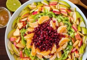 Зимний фруктовый салат - фото шаг 2
