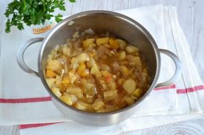 Яблочный соус к мясу - фото шаг 7
