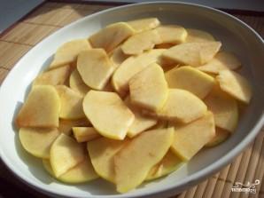 Пирог с кислыми яблоками  - фото шаг 1