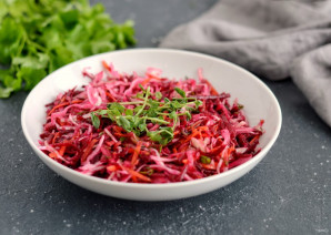 Детокс салат - фото шаг 5