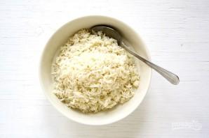 Лосось с рисом - фото шаг 1