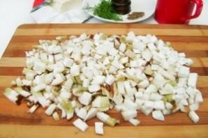 Подлива из белых грибов - фото шаг 2