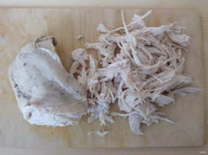 Курица с огурцами по-корейски - фото шаг 7