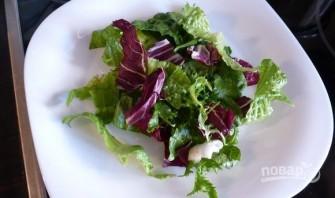 Салат с вялеными помидорами - фото шаг 1