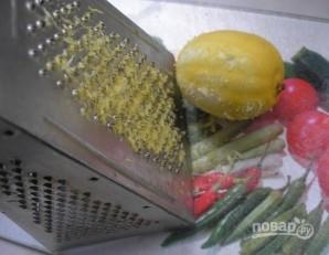 """Творожно-яблочный кекс """"Секретная миссия"""" - фото шаг 6"""