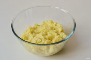 Постные картофельные лепешки - фото шаг 2
