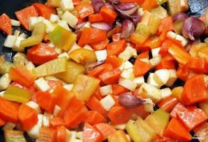 Рис с креветками и овощами - фото шаг 1