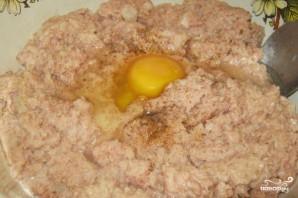 Котлеты в соусе из плавленого сыра - фото шаг 1