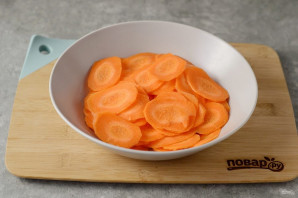 Вяленая морковь - фото шаг 2
