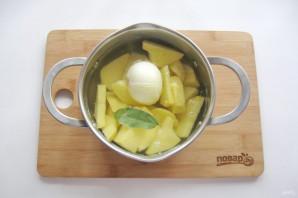 Картофельное пюре с майонезом - фото шаг 4