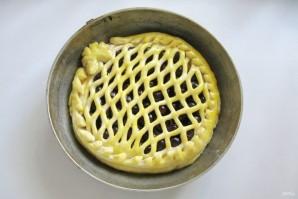 Сдобный пирог с черешней - фото шаг 10