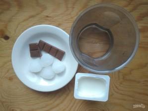 Шоколадный ласси - фото шаг 1