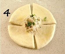 Пирожки Розочки - фото шаг 4