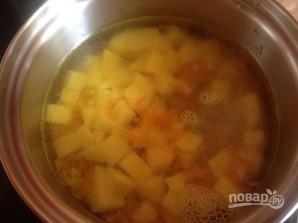 Кукурузный суп - фото шаг 3