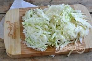 Щи из свежей капусты - фото шаг 4