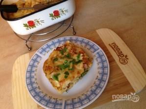 Паста, запеченная с тыквой и брокколи - фото шаг 12