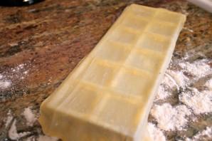 Равиоли с сыром и ветчиной - фото шаг 11