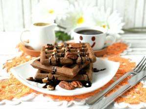 Венские шоколадные вафли - фото шаг 8