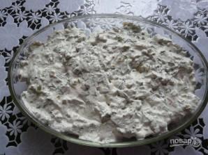 Горбуша в духовке под соусом - фото шаг 5
