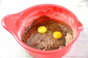 """Торт """"Шоколадный бархат"""" - фото шаг 8"""