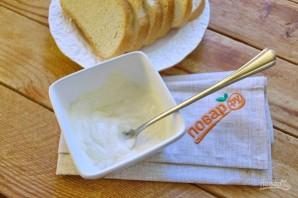 Стрэндвич с индейкой и сыром - фото шаг 3