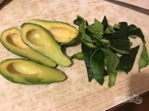 Мороженое из авокадо с лаймом - фото шаг 2