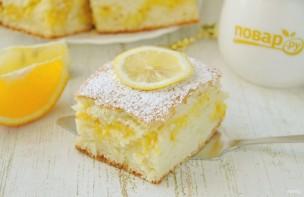 Апельсиново-лимонный пирог - фото шаг 12