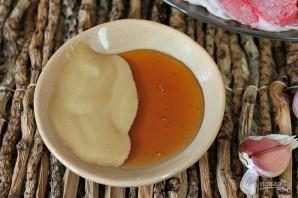 Свинина в медово-горчичном соусе в духовке - фото шаг 2
