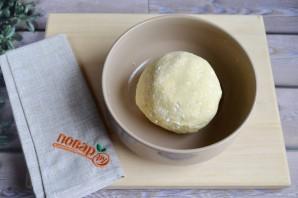 Деревенский картофельный пирог - фото шаг 3