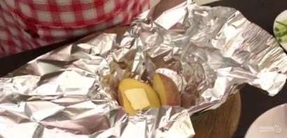 Картофель в мундире (просто и вкусно) - фото шаг 2