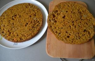 Самый простой морковный торт - фото шаг 16