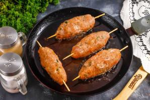 Люля-кебаб из баранины и курицы - фото шаг 7