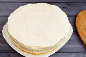 Торт на Новый год Кабана - фото шаг 11