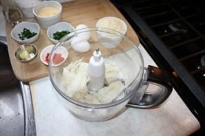 Рыбные тефтели в духовке - фото шаг 2