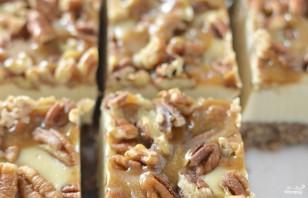 Творожный торт с орехами - фото шаг 3