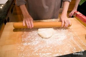 Пирог с ежевикой - фото шаг 9