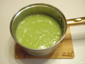 Диетический суп-пюре из брокколи - фото шаг 4
