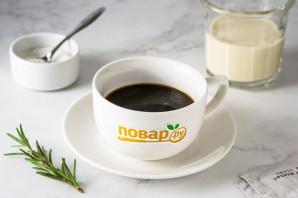 Кофе с розмарином - фото шаг 5