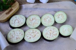 Баклажаны под сыром в духовке - фото шаг 3