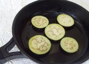 Горячая закуска из баклажанов и помидоров под сыром - фото шаг 3